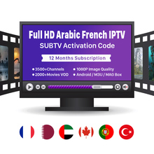 Dalletektv Africa SUBTV IPTV Brazil USA Canada IPTV Subscription 1 Year