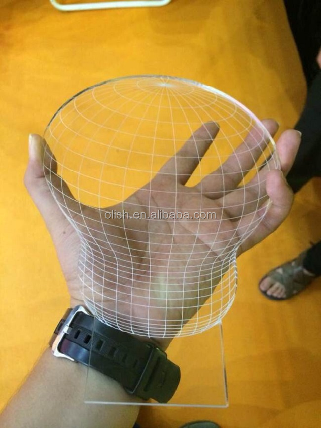 Innovative 3D Illusion Led Decoration Light Table Lamp - Innovative 3d Illusion Led Decoration Light Table Lamp - Buy 3d