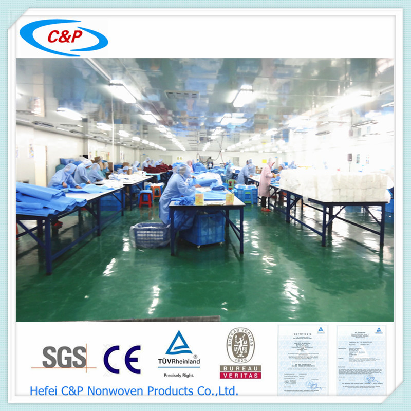 Disposable Surgical Eo Sterile Operating Back Table Cover