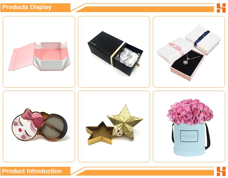 Fabrik Großhandel Preis Freies Probe Hohe Qualität Haar Pinsel Verpackung Box