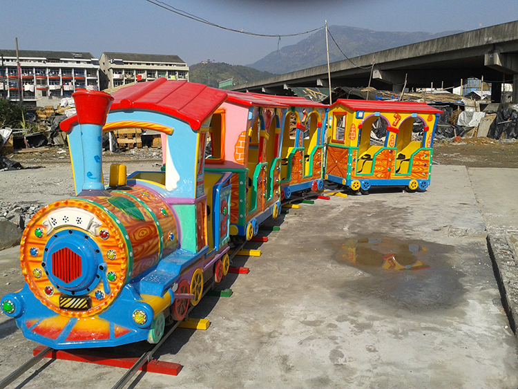 Electric train road train railway rides for sale