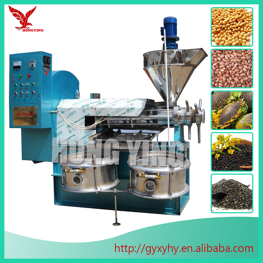 Multi-Function Manually Extract Portable Home Oil Press Machine