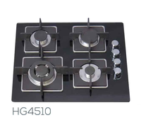 2017 Hotsales four burners mini gas stove
