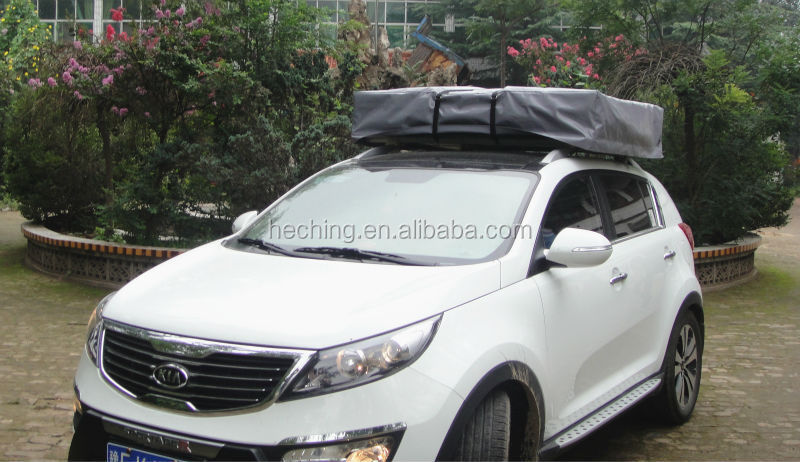 Camping Leisure Adventure Retractable Truck Tents Suv Roof Top