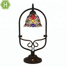 Alibaba Hot Selling Home Goods Tiffany Table Lamp Housing