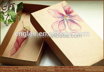 Cardboard Box Small Box for Gift