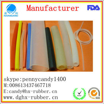 forced rubber tube