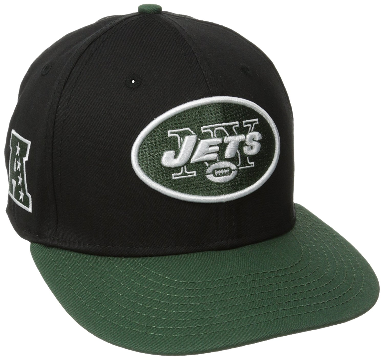 Get Quotations · NFL New York Jets Baycik 9Fifty Snapback Hat 38f791e1d