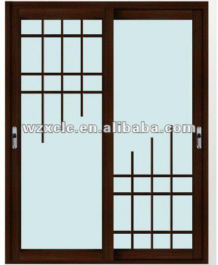 Puerta corredera de vidrio esmerilado para cocina o ba o - Puertas correderas de cristal para cocinas precios ...