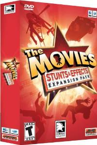 Movies: Stunts & Effects Expansion Pack - Mac