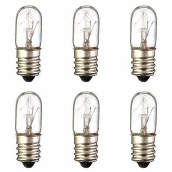 2 x clear 183mA E10 mes vis ampoule 12V torche lampe de camping uk