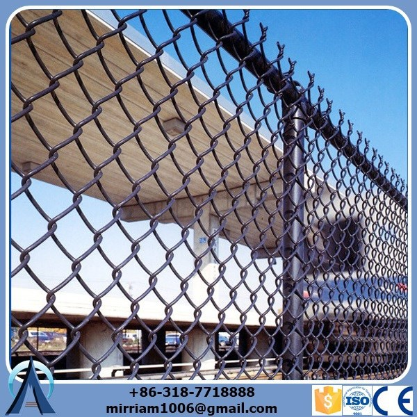 Anping Factory used chain link fence gates