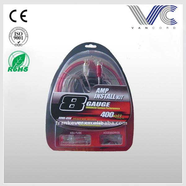 AMP wiring kits Auto Car Amplifier Wiring Kits  FrankEver.jpg