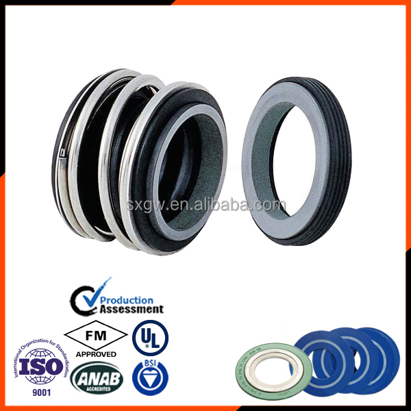 EN standard good price stainless steel Reinforced Graphite rubber gasket for pipe