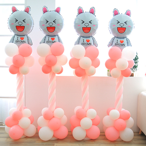 New large size inflatable Cartoon rabbit balloon Christmas birthday wedding party balloon for decoration