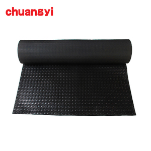 Cheap price Anti-Slip Safty Fitness Training Rubber Flooring