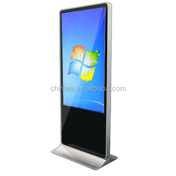 55 inch intel i7 digital signage touch win7/8 best gaming pc