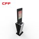 Smart screen luxury customized cigar wholesale ashtray with cover