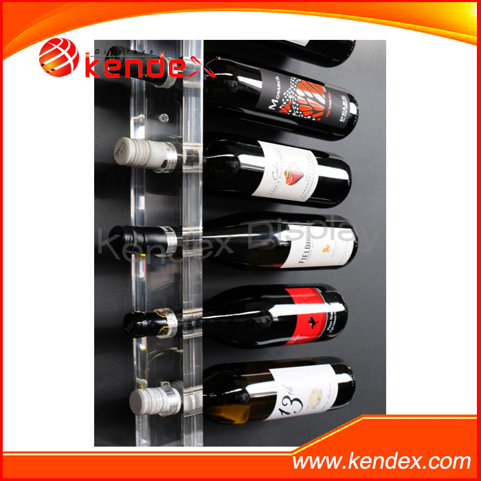 Acrylic Wine Holder by Knot