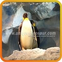 Polar Ocean Park Lovely Life Size Animatronic Animal Statues