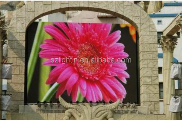 P4 Best Effect Advertising Outdoor Full Color LED Waterproof IP65 Screen