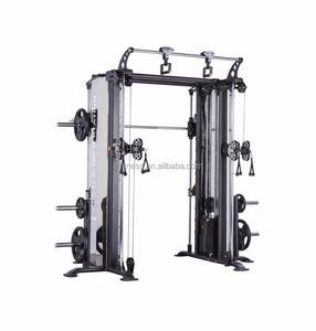 2018 Commercial Exercise Equipment Fitness Sports 3D Smith Machine