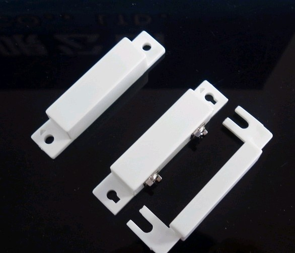 Wired Door Window Sensor Magnetic Switch Home Alarm System