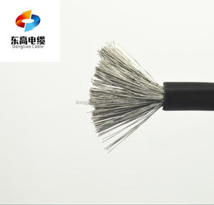 Rare earth aluminum alloy rubber sheath 16mm 25mm 50mm 70mm 95mm welding cable