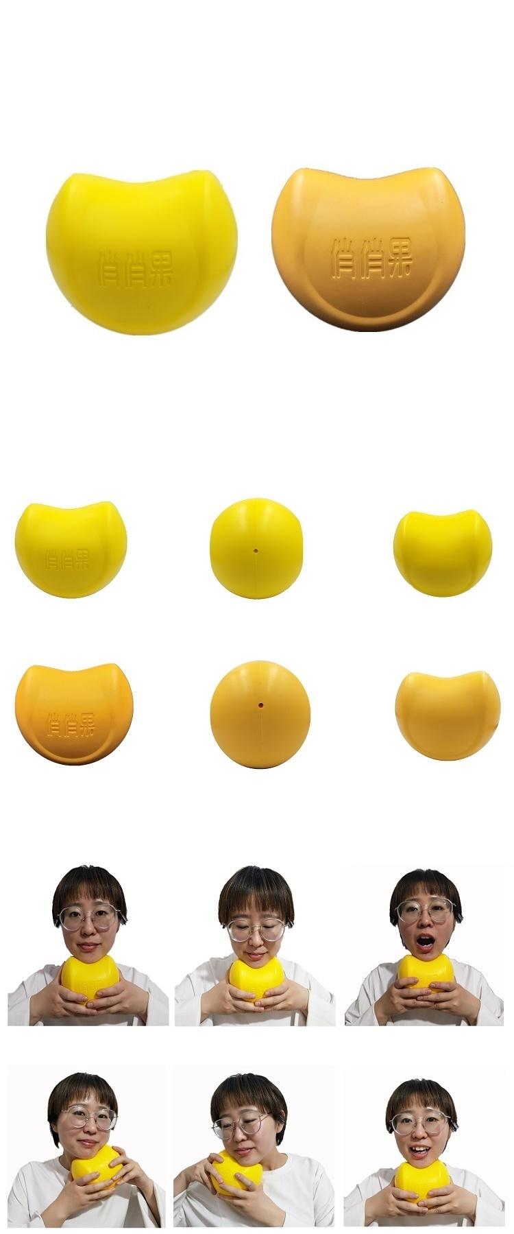 Lindo pescoço-shaper caber o contorno do pescoço para reduzir a gordura do pescoço e anti ronco