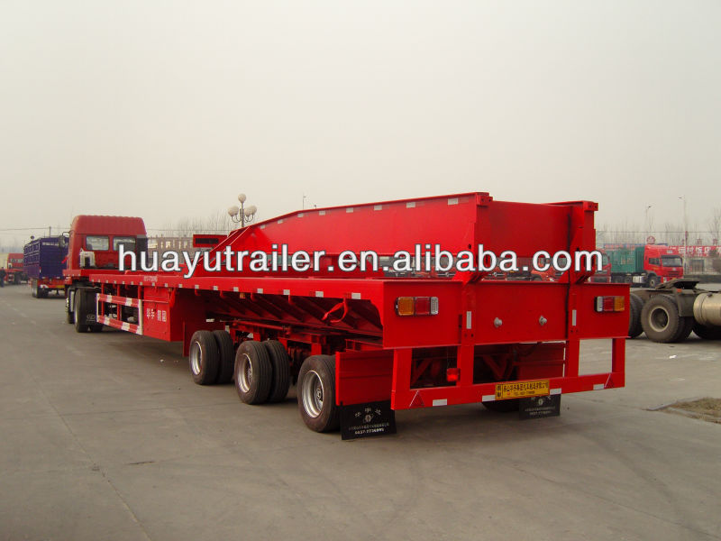 wind blade semi trailer