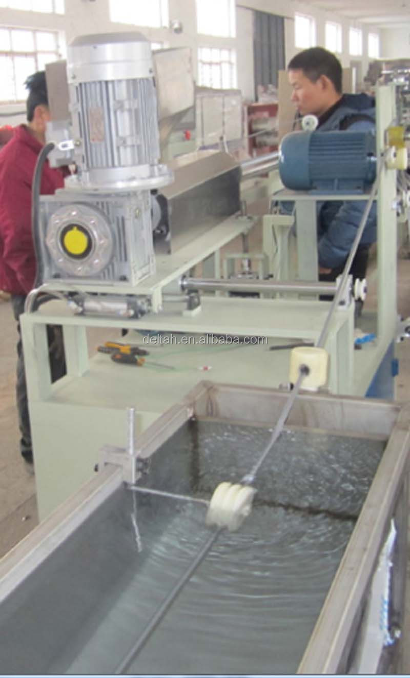 Floor wiper blade strips making machine