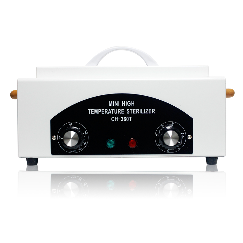 CH-360 dry heat high temperature tool sterilizer for nail beauty hair salon dry heat sterilization