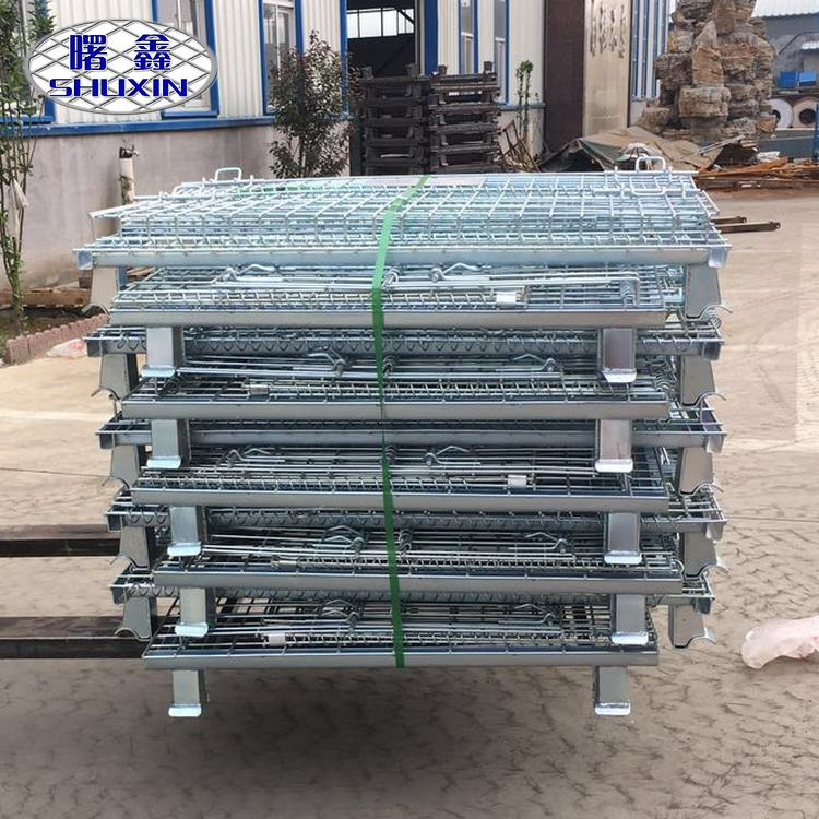Metal Cage Bin Storage Cage, Metal Cage Bin Storage Cage Suppliers ...