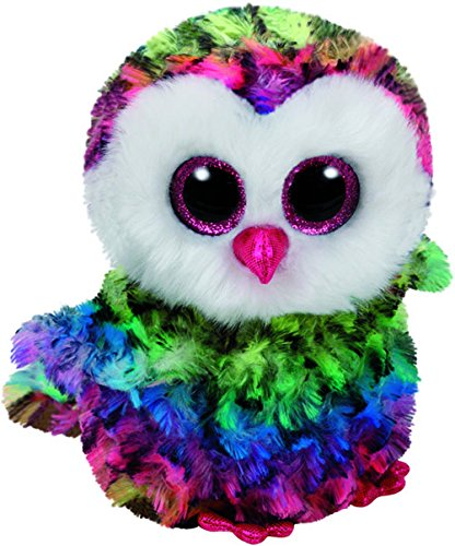 3874851fbf6 Get Quotations · TY Beanie Boos Plush - Owen the Owl