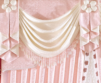 Pastel Pink Jacquard Curtain Bedroom Ideas For Girls Buy Pastel Pink Curtains Jacquard Curtain Bedroom Ideas For Girls Product On Alibaba Com