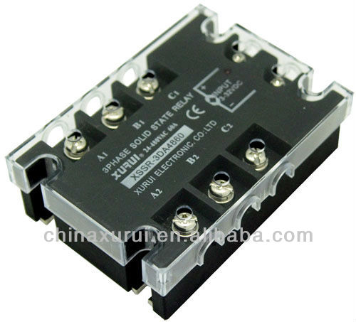 3 phase 100amp ssr ssr 3p solid state relay 3 phase ac solid3 phase 100amp ssr ssr 3p solid state relay 3 phase ac solid