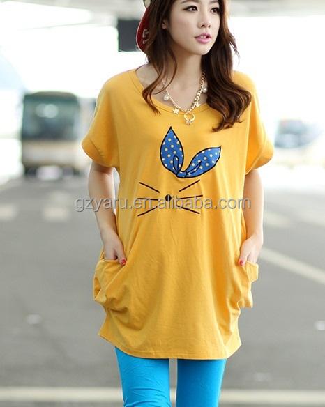 0858085c3d1 Screen Printing Star Cotton Xxxl Women T Shirt - Buy Xxxl Women T ...