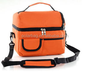 600D Small PVC Waterproof lunch cooler Bag