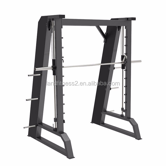 Smith Machine ! Save 20% Worldwide Selling Heavy Duty Training Equipment Best Selling Fitness Equipment