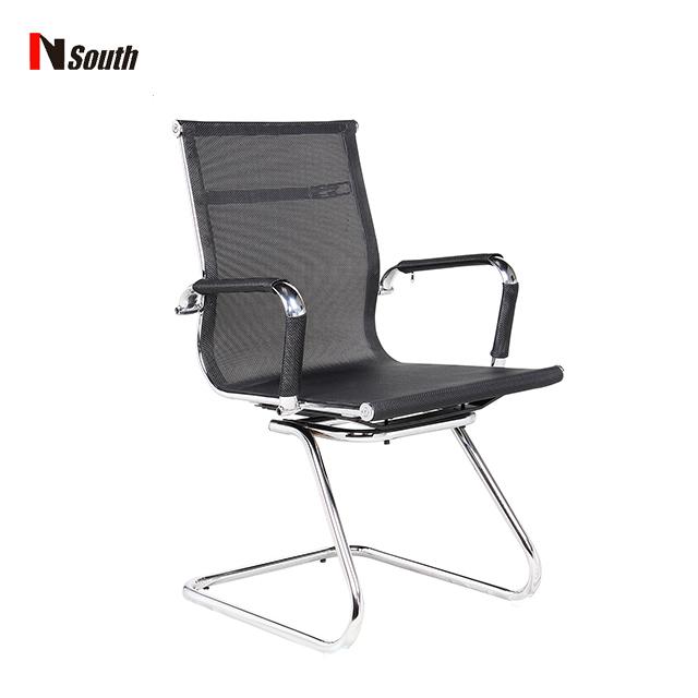 Ejecución exquisita oficina utilizado brazo silla de oficina sin ...
