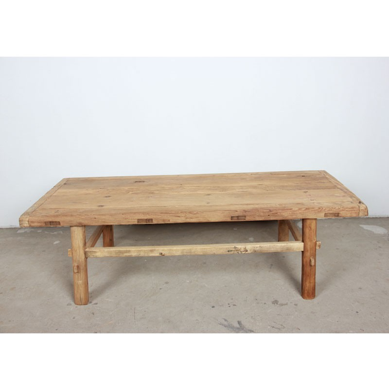 Table Basse Vieux Bois #11: Table Basse POUTRE. Découvrez ...