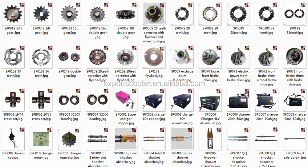 Auto Rickshaw Motor Kits Spare Parts Bldc Motor With Gearbox Buy