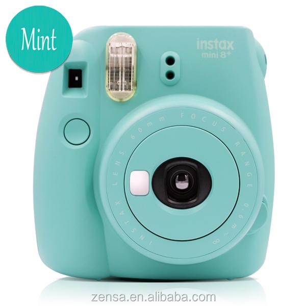 Fujifilm Instax Mini 8 Camera Mint Fuji Instant Polaroid Photo ...