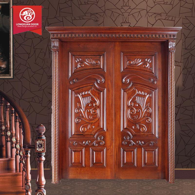 slido plano exterior madera de teca principal doble puerta de entrada frontal diseo