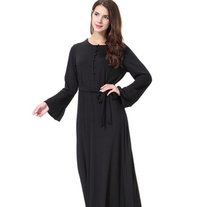 2019 moroccan indian women black muslim kaftan dresses islamic clothing abaya