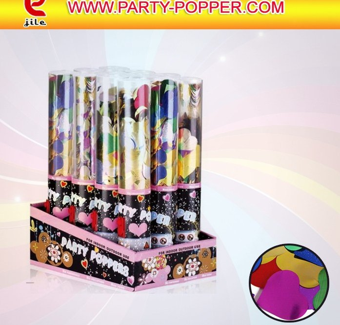 2015 Kids Themed Party Supplies With Foil Heart