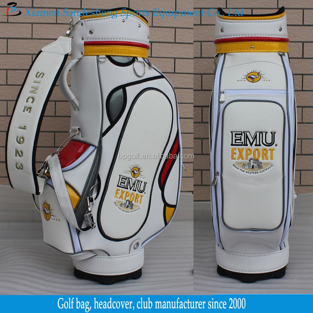 Ping Shape Golf Bag Organizer With Ball Holder
