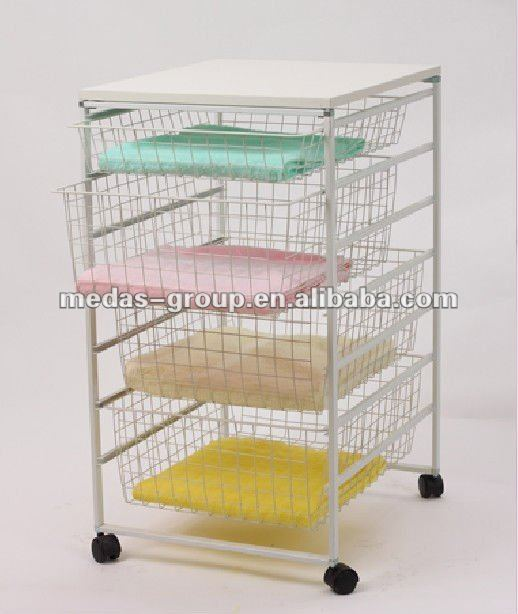Charming 4 Tier Wire Basket Drawer   Buy Wire Basket Drawer,Wire Drawer Storage,Wire  Storage Basket Drawers Product On Alibaba.com