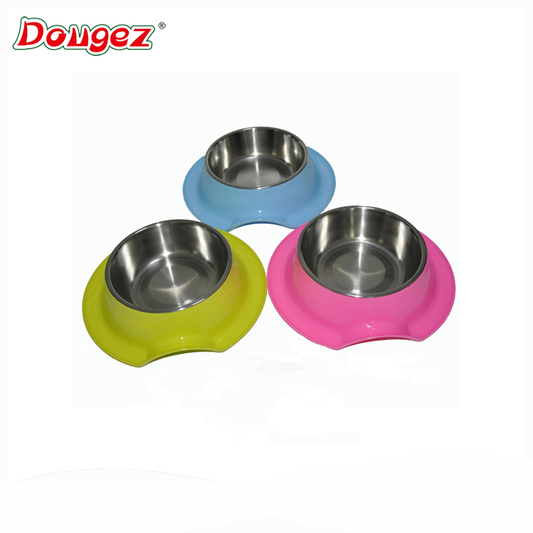2020 hot sell high quality Stainless Steel Pet Bowl Metal Dog Water Bowl