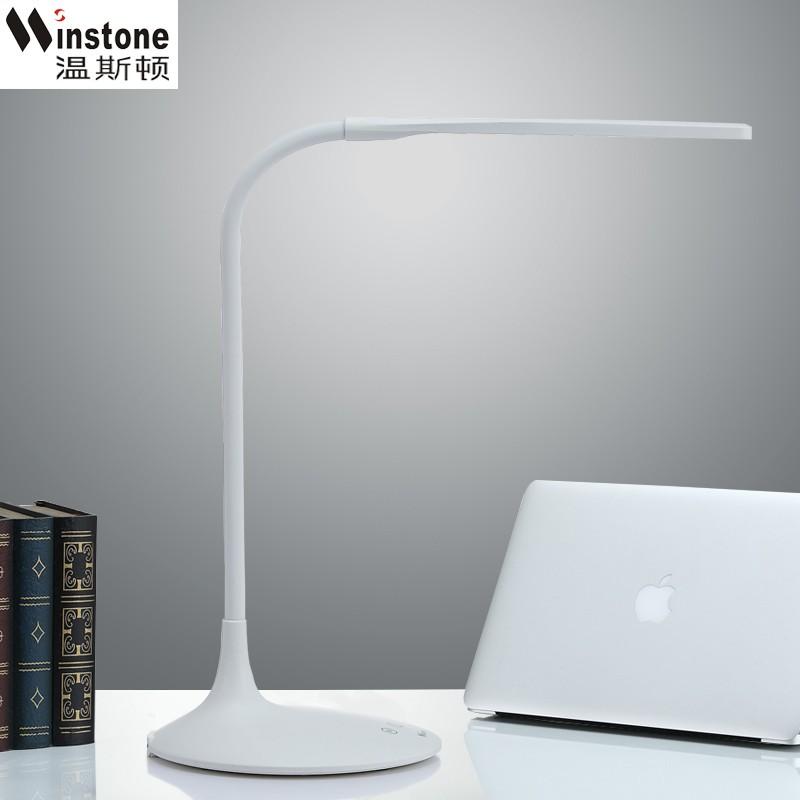 flexible mini led table lamp dimmer light portable led desk lamp